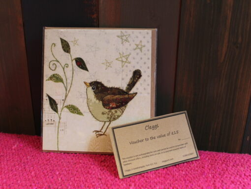 Mother's Day Gift Voucher 2